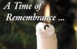 Memorial Service for those bereaved