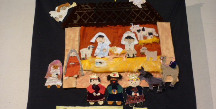 Children's Nativity Pictures