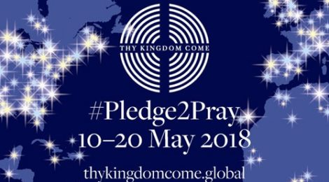 """Thy Kingdom Come"" Prayer Events"