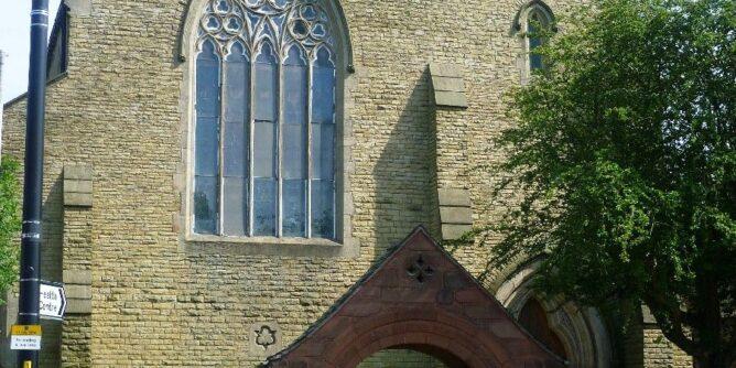 St Peter's West Window